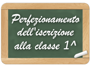 Iscrizioni Classi Prime - IMPORTANTE