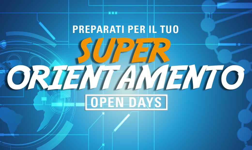 OPEN DAYS 2017-2018