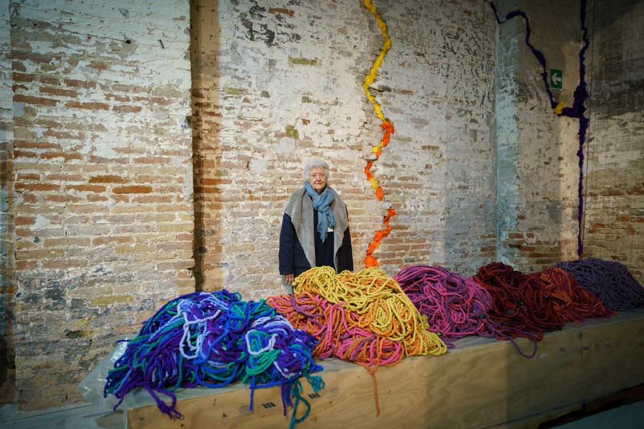 Le classi quinte visitano la Biennale di Venezia