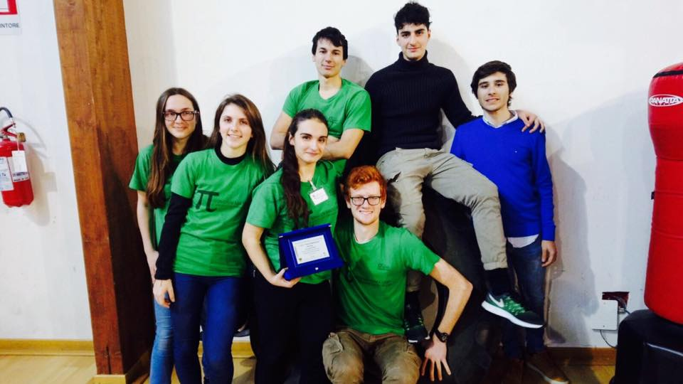 Gare di matematica a L'Aquila, anche quest'anno siamo sul podio. Pronti per le nazionali di Cesenatico