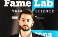 IL NOSTRO EX STUDENTE MATTIA NALDONI TRA I 20 FINALISTI AL FAME LAB ITALIA
