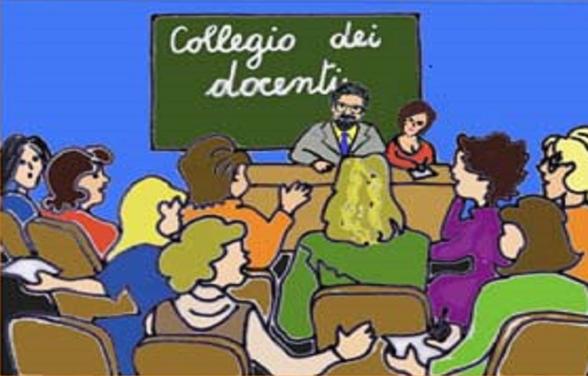 Convocazione Collegio dei Docenti di inizio anno scolastico