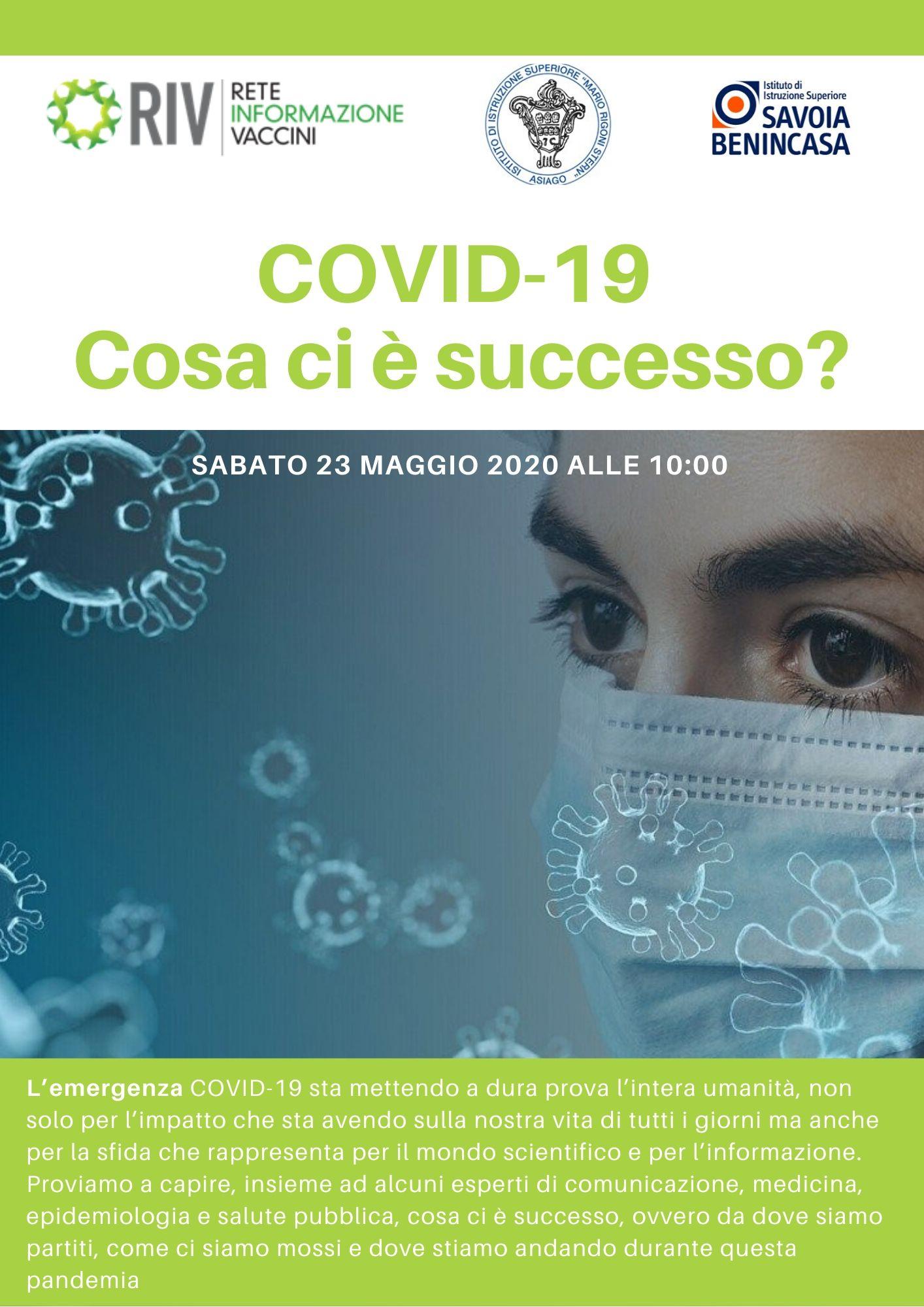 COVID-19 Cosa ci è successo?