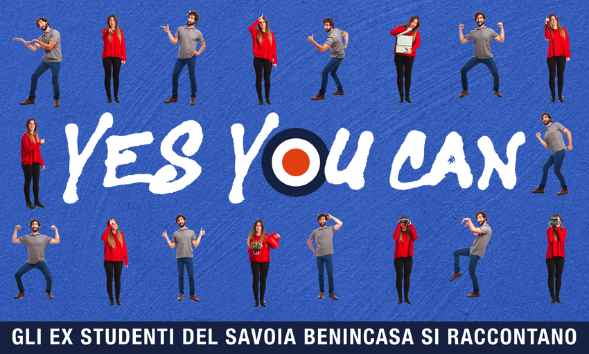 RUBRICA YES WE CAN: INTERVISTA A GIACOMO ROSSI